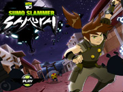 Ben 10 samuraiul