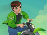 Ben 10 Planet Rider